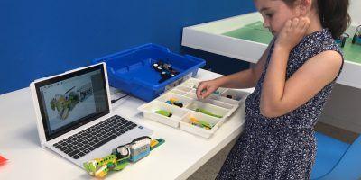 Robótica Para Niños: Talleres Lego