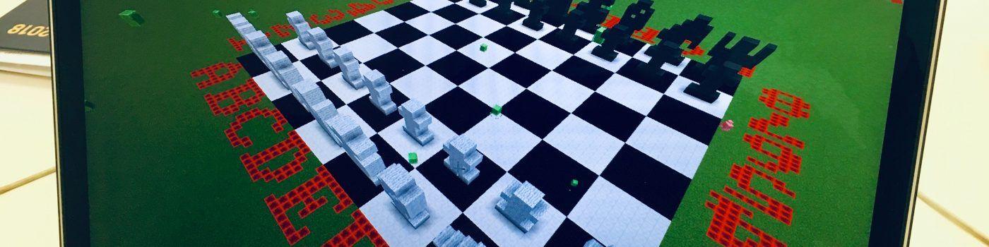 Ajedrez-minecraft-python