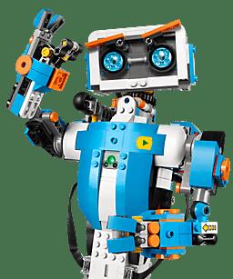 Robot de lego saludando