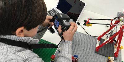 Creación Con Lego Wedo