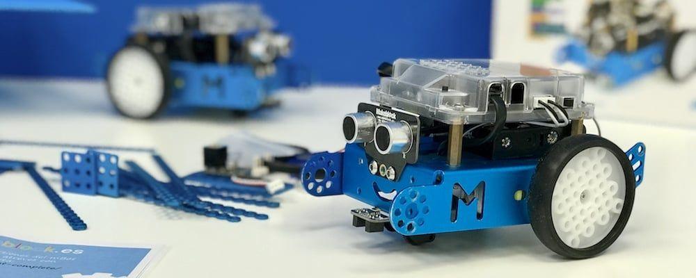 MBOT - robot
