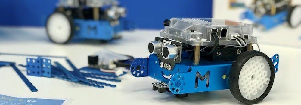 MBot El Robot Educativo Basado En Arduino De Makeblock