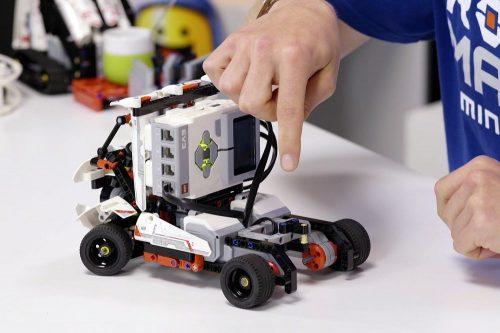 Robótica -Retos y campeonatos